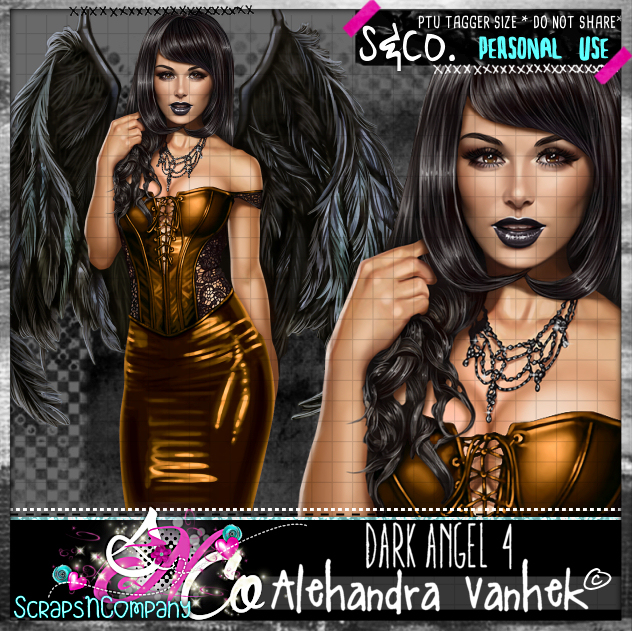 DARK ANGEL 4
